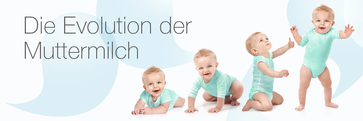 Die Evolution der Muttermilch